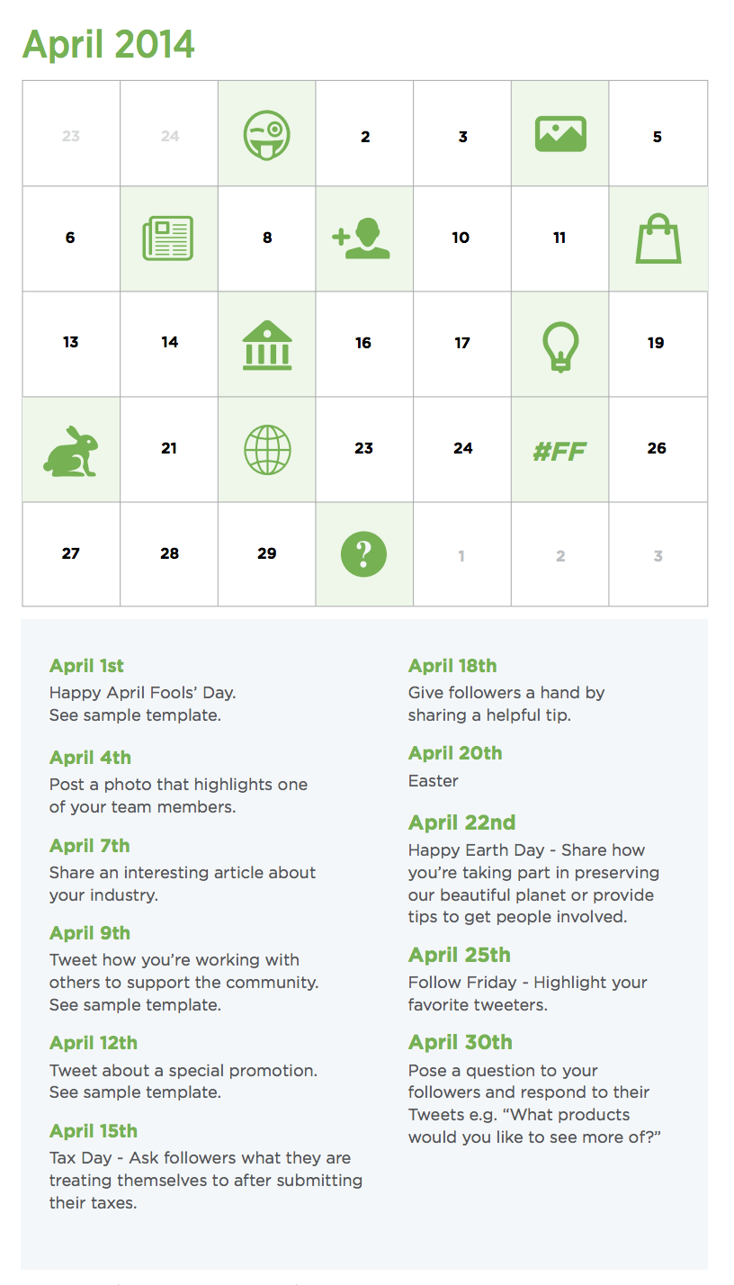 visually blog the complete guide to choosing a content calendar