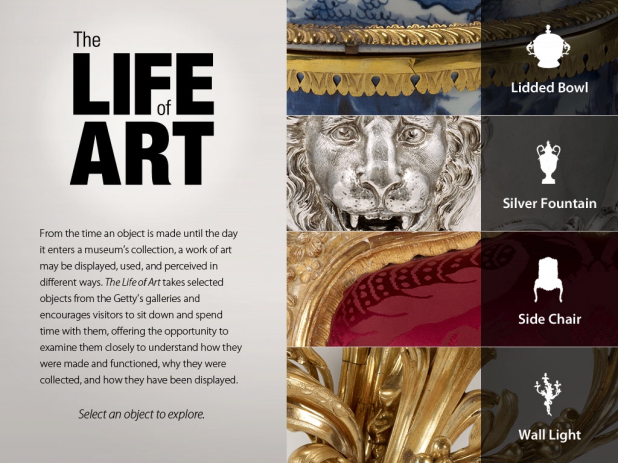 Digital Interaction Makes Art Accessible at The Getty Museum