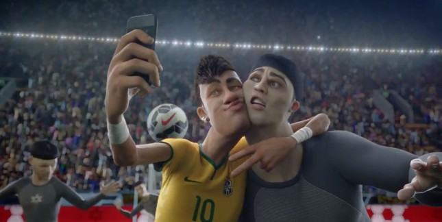 A Risk That Paid Off: Nike&#8217;s <em>Last Game</em> Animated World Cup Commercial