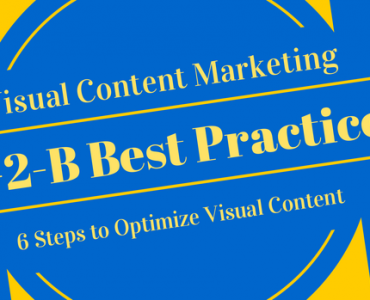 6 Best Practices For Visual Content Marketing