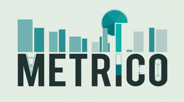 Metrico: The Infographic Inspired Video Game