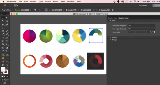 Datylon Gives Designers Access to D3.js in Adobe Illustrator