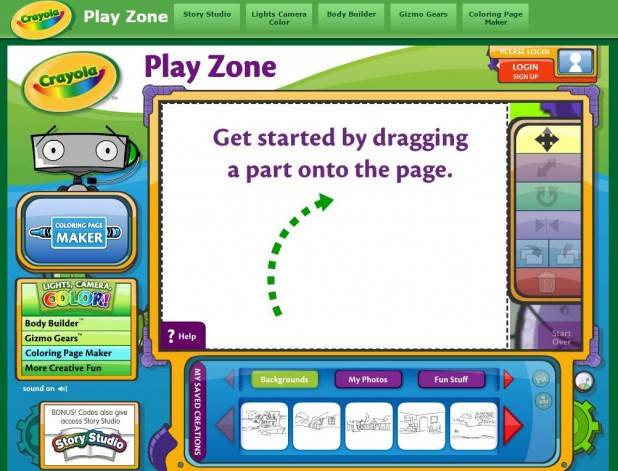 Crayola Play Zone