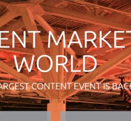 200+ Brilliant Content Marketing World Speakers (and Where to Find them on Twitter)