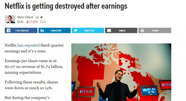 BusinessInsider_Netflix Headline