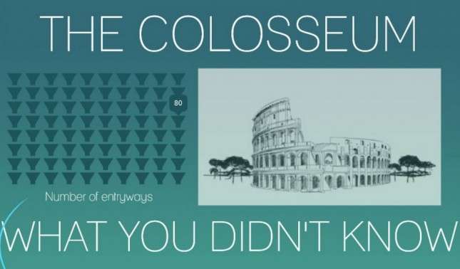 The Colosseum_Visually Infographic