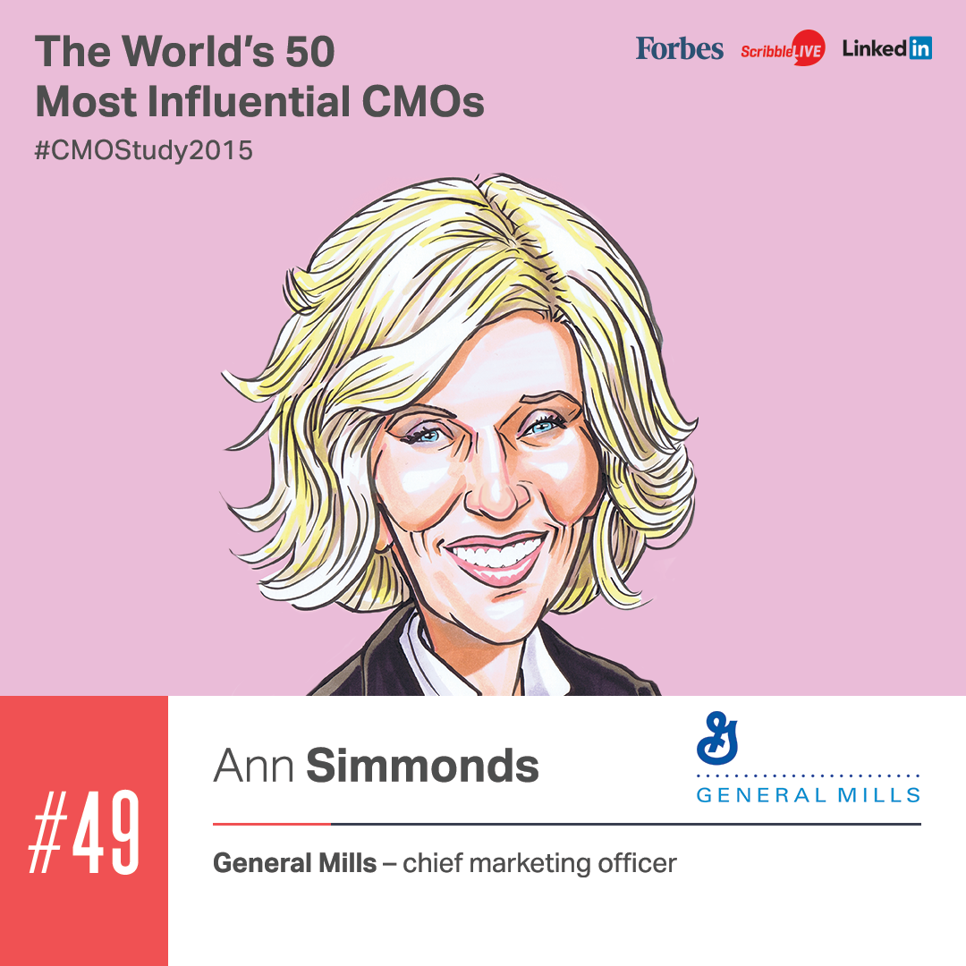 Ann Simonds - General Mills