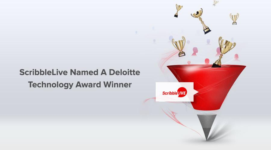 Deloitte Awards blog