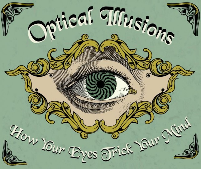 2015's Best Infographics: 2_Supersavers Opticians_Optical Illusions